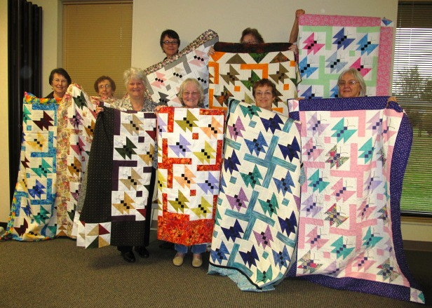2012 Mystery Quilt Project